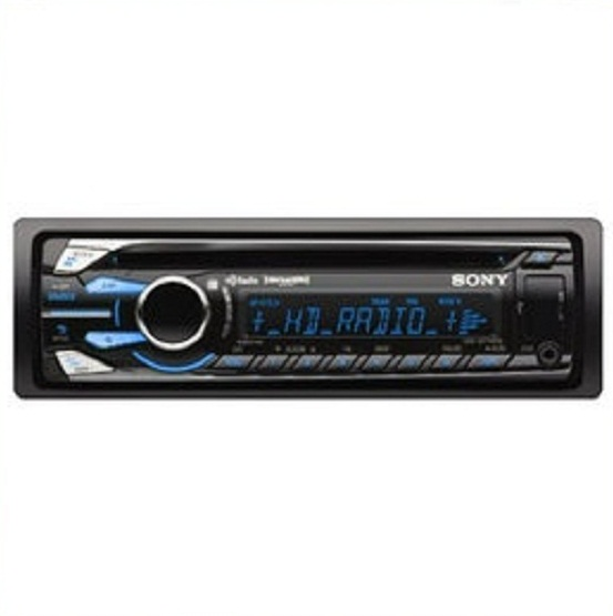 소니 카오디오/Sony CDXGT710 Digital Media CD Receiver with HD Radio