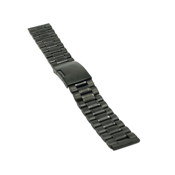 시계 교체형 메탈밴드 Ritche 22mm Stainless Steel Bracelet Watch Band Strap