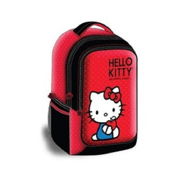 헬로키티/노트북 가방/백팩/Hello Kitty KT4337R KT4337B KT4337P Laptop Bag/15.4 inch