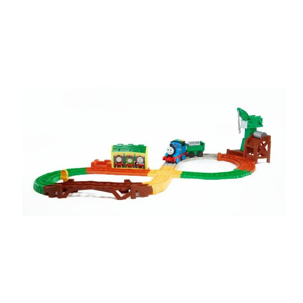토마스 기차놀이 Thomas the Train All Around Sodor