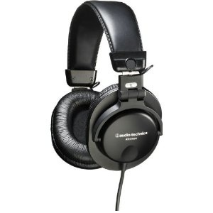 오디오테크니카 헤드폰/Audio Technica ATH-M35 Closed-Back Dynamic Stereo Monitor Headphones