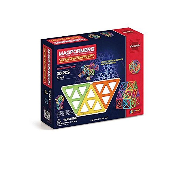 맥포머스 마그네틱/ Magformers Super Magformers 30Piece Set