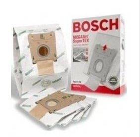 보쉬 청소기용 필터 가방 5팩 Bosch Part 462544 - Genuine Type G MEGAfilt SuperTEX Vacuum Bag (BBZ51AFG2U)