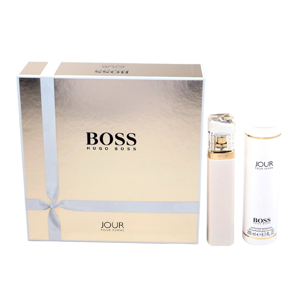 휴고 보스 세트 향수 바디로션 포함 Hugo Boss Jour Pour Femme 2 Piece Gift Set for Women