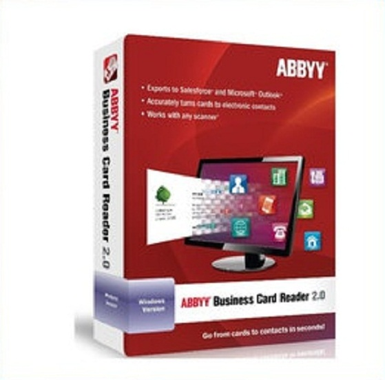 비즈니스 카드 리더/ABBYY Business Card Reader 2.0