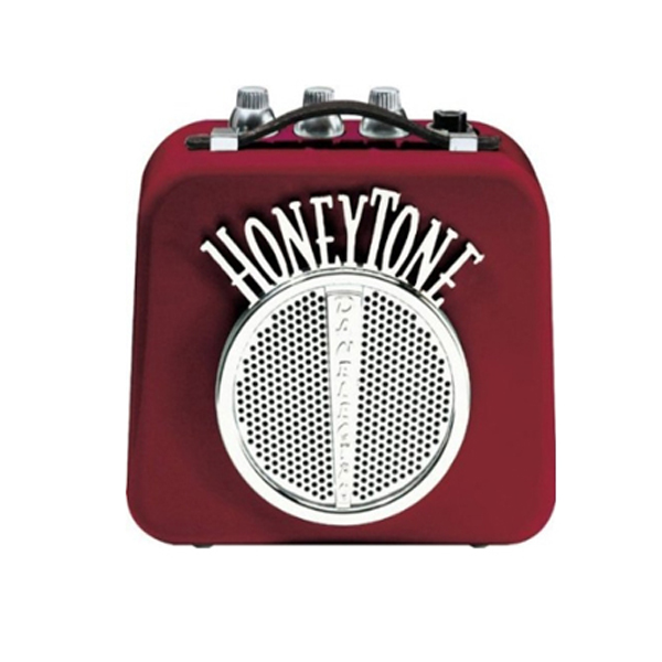 댄일렉트로 휴대용 기타 미니엠프 Danelectro N10B Honey Tone Mini Amp in Burgundy