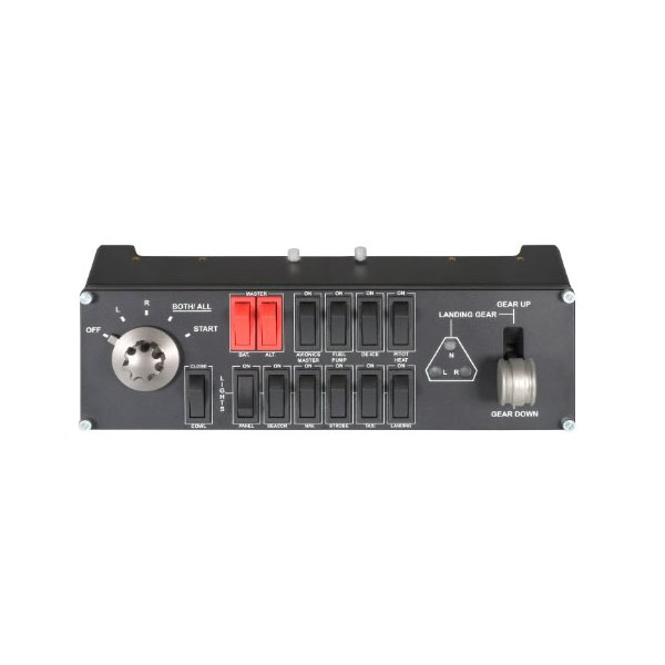 세이텍 스위치 패널 Saitek PRO Flight Switch Panel PZ55