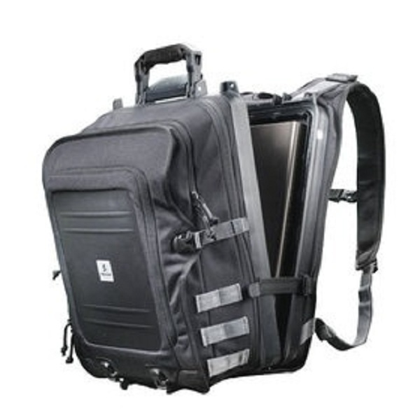페리칸 노트북 가방 백팩 Pelican U100 Black Elite Storage Backpack for Laptop (OU1000-0003-110)