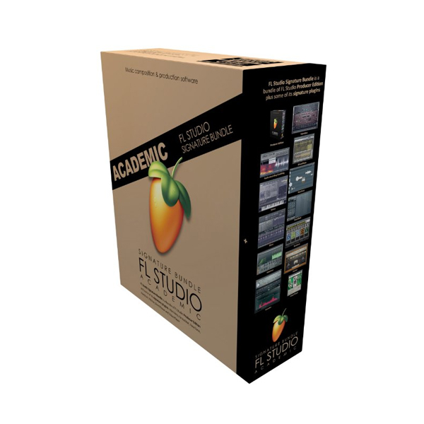 이미지라인 스튜디오 12 Image Line FL Studio 12 Signature Bundle Academic