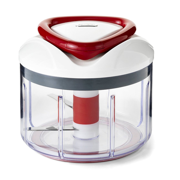질리스 이지 풀 푸드 쵸퍼 믹서 Zyliss Easy Pull Manual Food Processor and Chopper