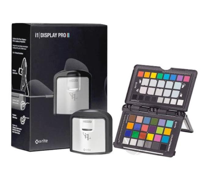 엑스라이트 컬러 체커 X-Rite EODIS3CCPP i1 Display Pro and ColorChecker Passport Bundle