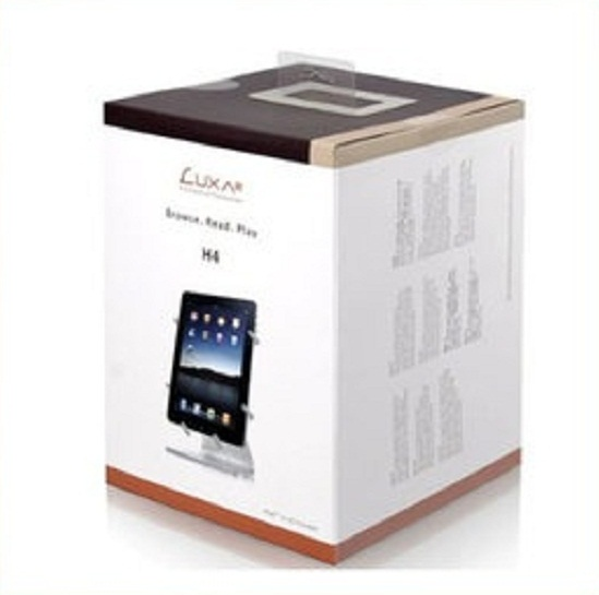 태블릿 아이패드 거치대/LUXA2 H4 Aluminum iPad Holder Stand LH0006