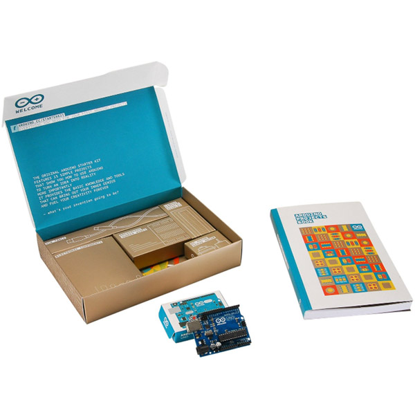 더 아두이노 스타터 키트 The Arduino Starter Kit (Official Kit from Arduino with 170-page Arduino Projects Book)